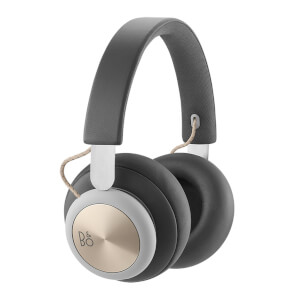 Bang & Olufsen H4 Over Ear Headphones - Charcoal Grey