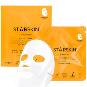 STARSKIN After Party Brightening Bio-Cellulose Second Skin Face Mask 1.4 oz
