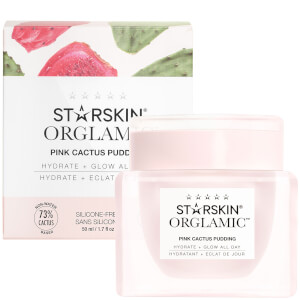 STARSKIN Orglamic Pink Cactus Pudding Hydrate + Glow All Day 1.7 fl. oz