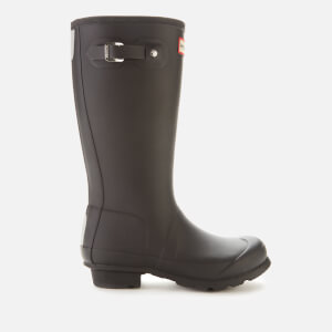 Hunter Kids' Original Wellies - Black