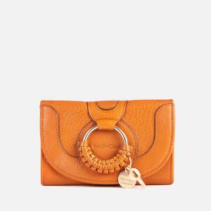 See By Chloé Women's Hana Small Wallet - Luminous Ochre