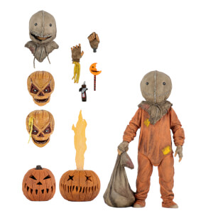 "NECA Trick-r-Treat - 7"" Scale Action Figure - Ultimate Sam"