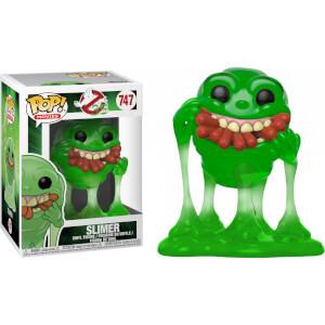Figurine Pop! Slimer Translucide EXC - Ghostbusters