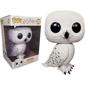 Harry Potter Hedwig 10 Inch EXC Pop! Vinyl Figure