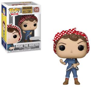 Rosie the Riveter Figura Pop! Vinyl Esclusiva (ESCLUSIVA VIP)