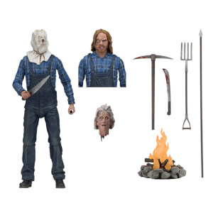 NECA Friday The 13th 7'' Scale Action Figure Ultimate Part 2 Jason