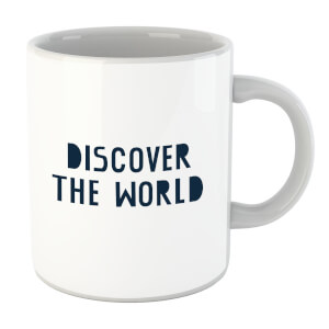 Discover The World Mug