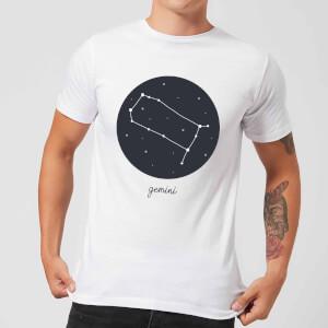 Gemini Men's T-Shirt - White