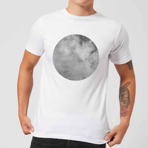 Bright Moon Men's T-Shirt - White