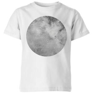 Bright Moon Kids' T-Shirt - White