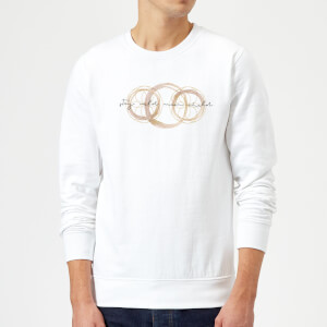 Stay Wild Moon Child Sweatshirt - White