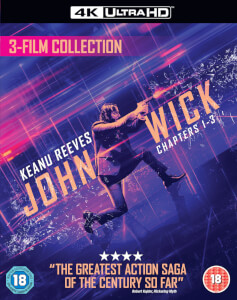 John Wick Triple Boxset - 4K Ultra HD