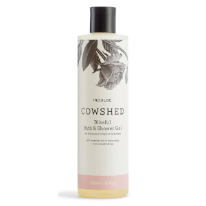 Cowshed INDULGE Blissful Bath & Shower Gel 300ml