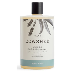 Cowshed RELAX Calming Bath & Shower Gel 500ml (Worth $44)