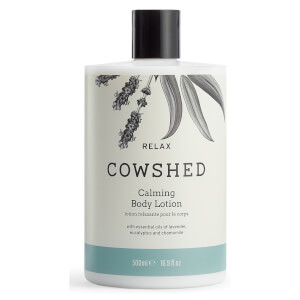 Cowshed RELAX Calming Body Lotion 500ml (Worth $49)