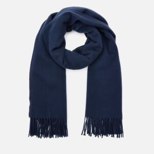 Acne Studios Men's Canada New Scarf - Navy Blue