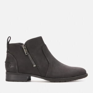 UGG Women's Aureo II Waterproof Ankle Boots - Black