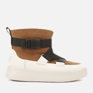 UGG Women's Classic Boom Buckle Boots - Chestnut