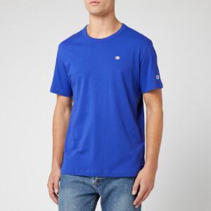 Champion Men's Crew Neck T-Shirt - Blue