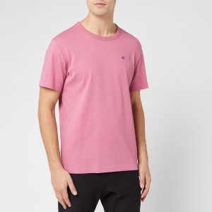 Champion Men's Crew Neck T-Shirt - Pink