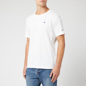 Champion Men's Crew Neck T-Shirt - White