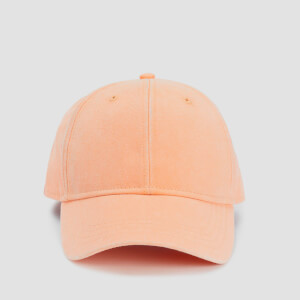 Acid Wash Cap – Pastel Orange