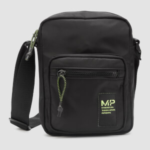 MP Cross Body Bag - Black