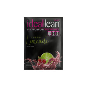 IdealLean Pre-Workout - Cherry Limeade - Sample
