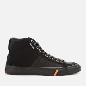 Superdry Men's Skate Classic High Top Trainers - Black