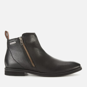 Superdry Men's Trenton Zip Boots - Black