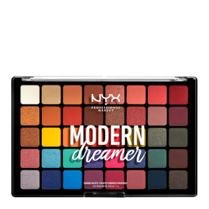 NYX Professional Makeup Modern Dreamer Eye Shadow Palette 40g