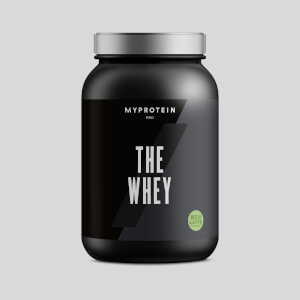 Myprotein THE Whey, Matcha Latte, 900g