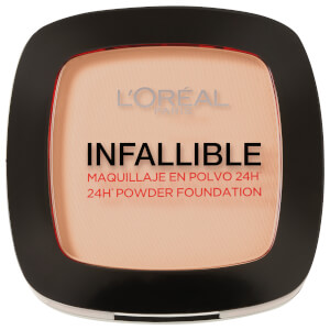 L'Oréal Paris Infallible Compact Powder Foundation 57g (Various Shades)