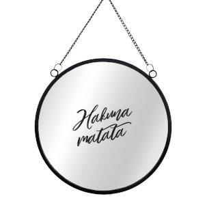 Hakuna Matata Circular Mirror