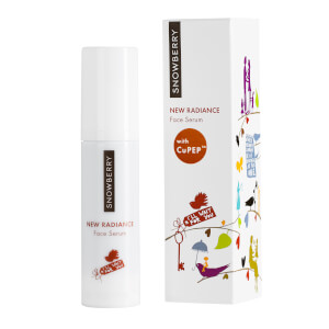 NEW RADIANCE Face Serum with CuPEP® 50ml