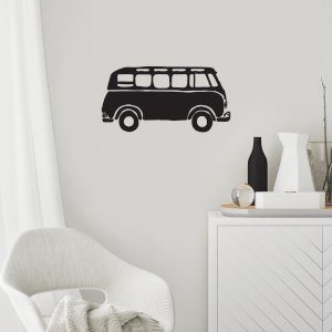 Camper Van Wall Decal