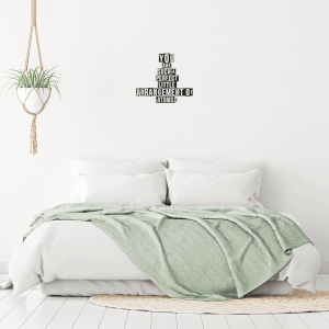 You Are Such A Perfect Little Arrangement Of Atoms Wall Art Vinyl