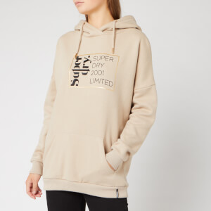 Superdry Women's Ana Hoodie - Soft Camel