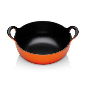 Le Creuset Signature Cast Iron Balti Dish - 20cm - Volcanic