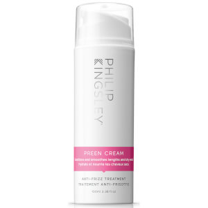 Philip Kingsley Preen Cream Anti-Frizz Treatment 100ml
