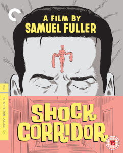 Shock Corridor - The Criterion Collection