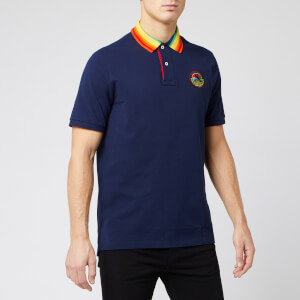 Polo Ralph Lauren Men's Sportsman Hockey Puck Polo Shirt - Navy