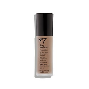 Stay Perfect Foundation SPF 15 (Various Shades)