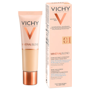 Vichy Mineralblend Fluid Clay Foundation 30ml