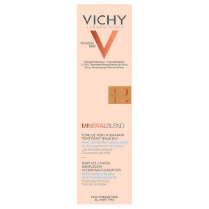 Vichy Mineralblend Fluid Sienna Foundation 30ml