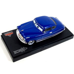 Mattel Disney Cars Doc Hudson Collector's Edition 1:24 Scale Die Cast Figure