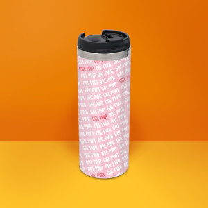 GRL PWR Stainless Steel Travel Mug