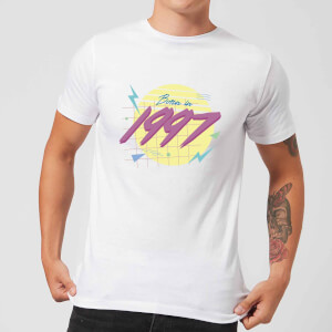 Born In 1997 Men's T-Shirt - White
