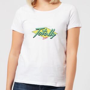 Totally Dude Women's T-Shirt - White