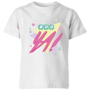 Boo Ya! Kids' T-Shirt - White